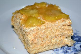 Торт из готовых коржей рецепт с фото пошагово со сгущенкой обычной