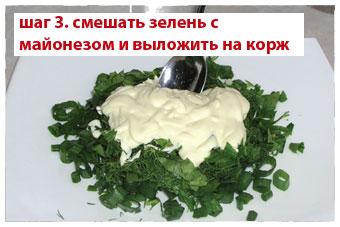 Торты из готовых коржей наполеон рецепты